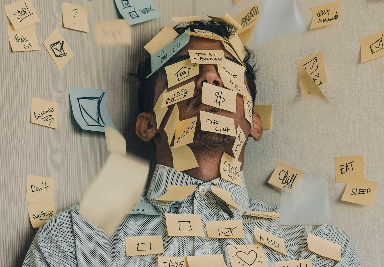 Stress da super lavoro: 3 consigli per reagire alla sindrome da Burnout